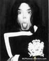 MJ is so funny!!! - michael-jackson photo