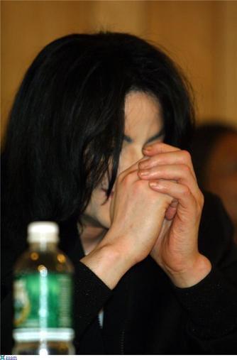 MJ praing