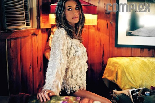 Maggie Q for Complex Magazine (February/March 2013)