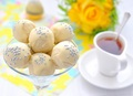 Marzipan Balls - food photo