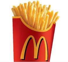 Mc Donald Fries