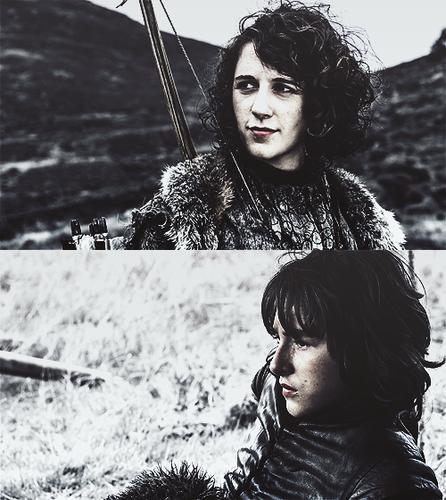 Bran&Meera Reed