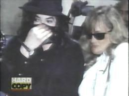 Michael And sekunde Wife, Debbie Rowe