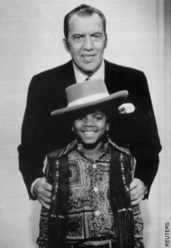 Michael And televisi Personality, Ed Sullivan, Back In 1969