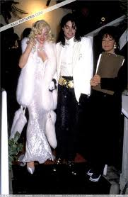 Michael and Madonna