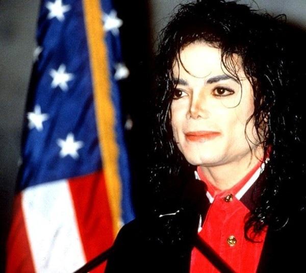 Michael is my world