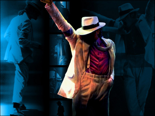 Michael Jackson wallpaper with a fedora and a boater titled Michael ♥
