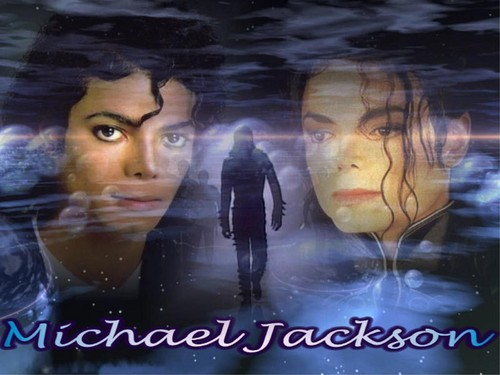 michael jackson wallpaper possibly with animê titled Michael ♥