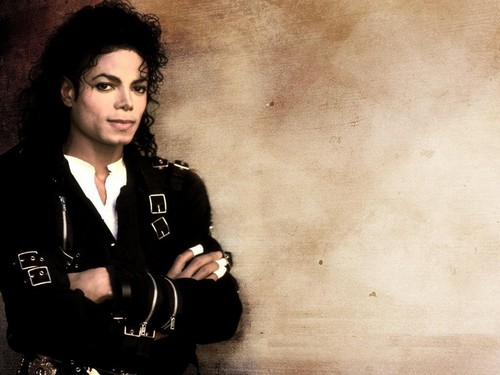 Michael Jackson wallpaper probably with a well dressed person titled Michael ♥