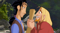 Miguel and Tulio- Road to El Dorado