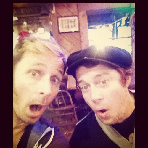 Mike <3 and Jason <3