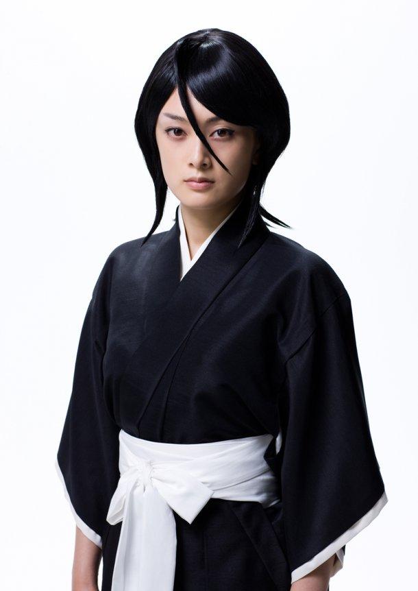 Miki Sato - Rukia Photo (33457325) - Fanpop