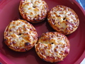 Mini Pizza - pizza photo