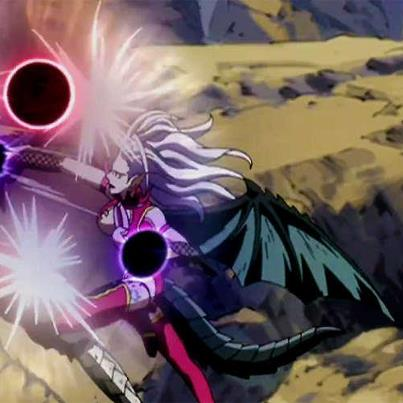 Mirajane VS Freed