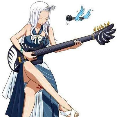 Fairy Tail wallpaper titled Mirajane