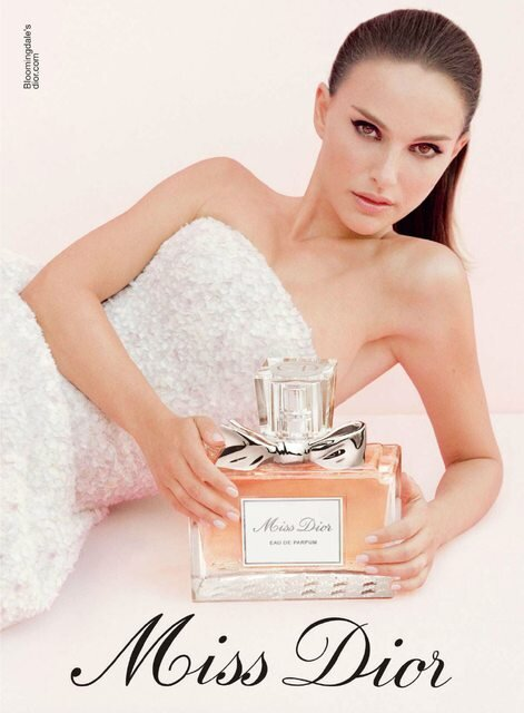Miss Dior Print Ads - natalie-portman Photo
