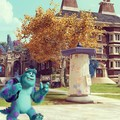 Monster inc. University ads - pixar photo