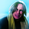 Rumpelstiltskin/Mr. Gold photo probably with a portrait called Mr. Gold