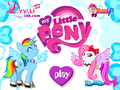 My Little Pony Dressup Game
