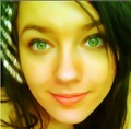 My bright green eyes - people-with-green-eyes photo