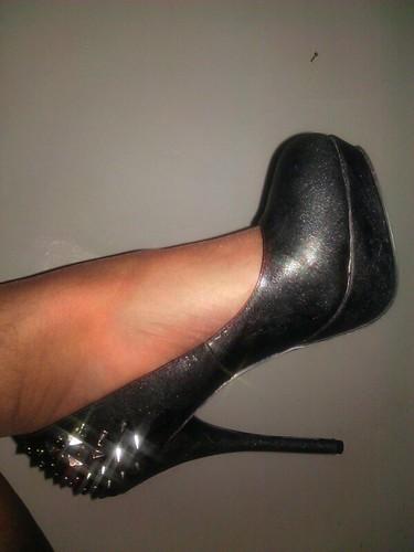 Killer Spiked heels