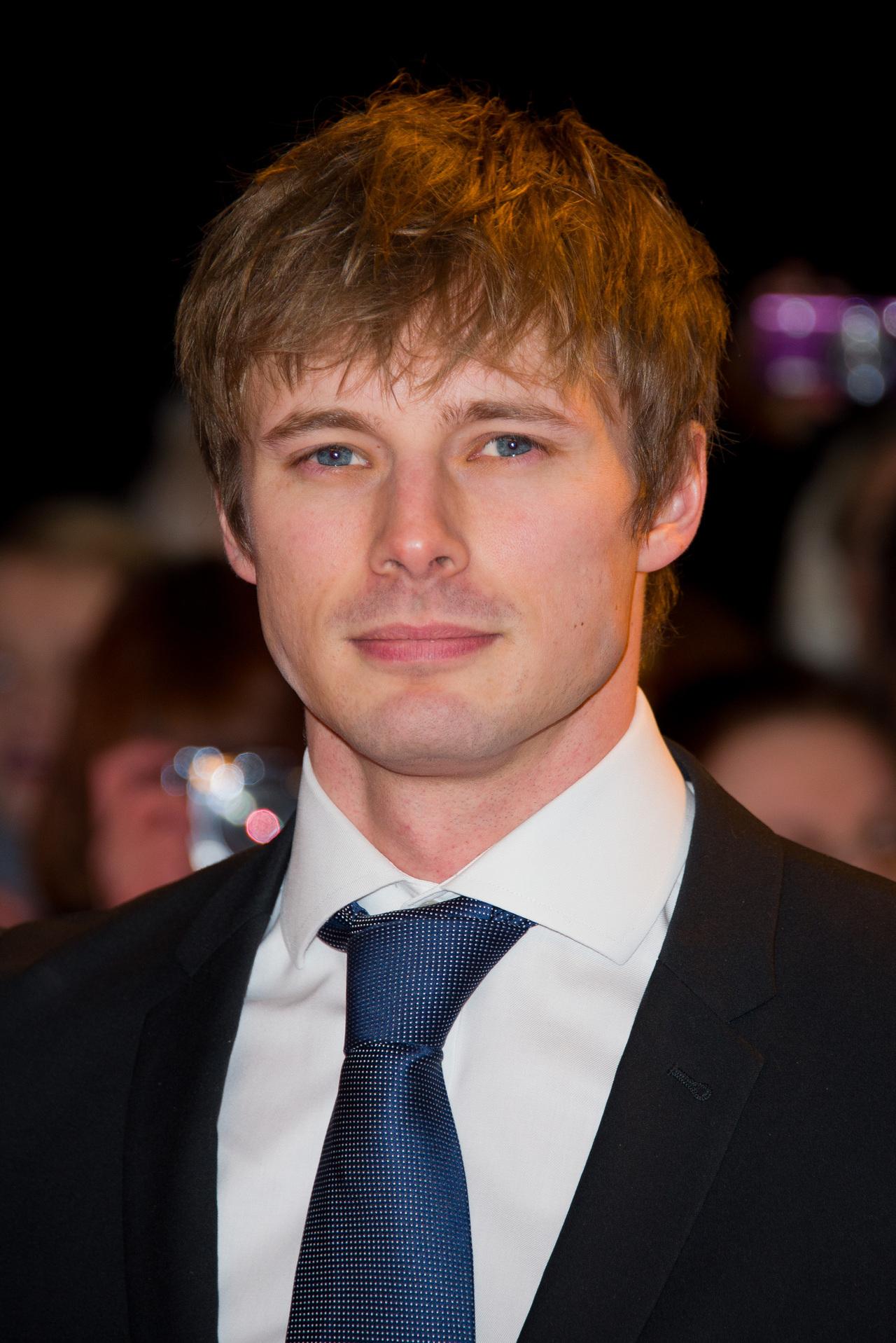 Bradley james 2013