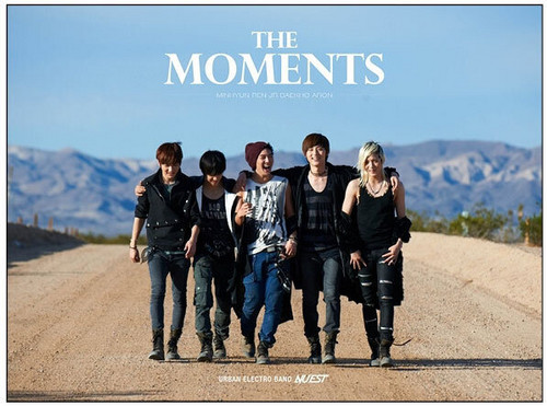 NU'EST - 2nd Mini Album (Special Edition)