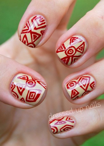 Nails, Nail Art wallpaper called Nail art