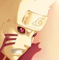 Naruto Uzumaki kyuubi