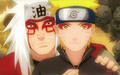Naruto and pervy sage