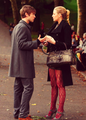 Nate &amp; Serena  - gossip-girl fan art