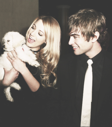 Gossip Girl Hintergrund probably with an opossum and a common opossum entitled Nate & Serena