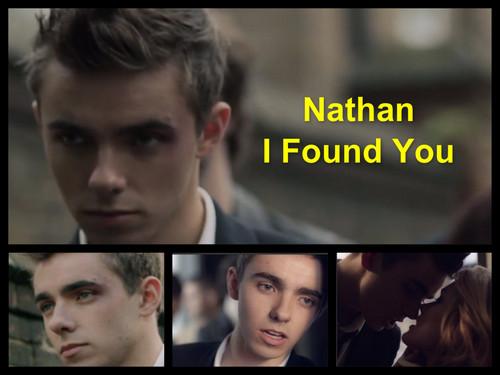 Nathan I Found आप प्रशंसक Art