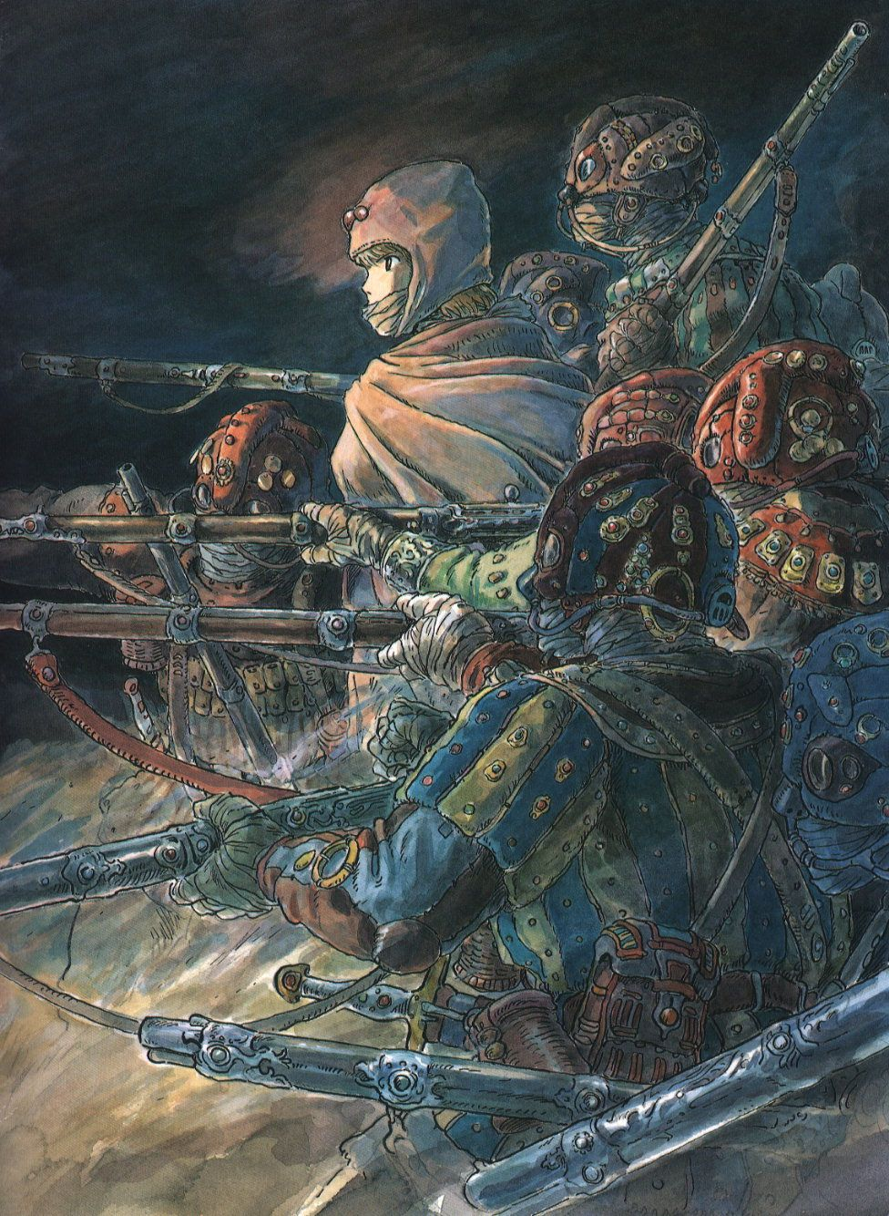 Nausicaa of the Valley of the Wind images Nausicaa HD ...