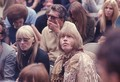Nico & Brian Jones - 1960s-music photo