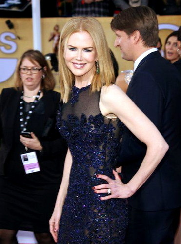 Nicole Kidman - Screen Actors Guild Awards 2013