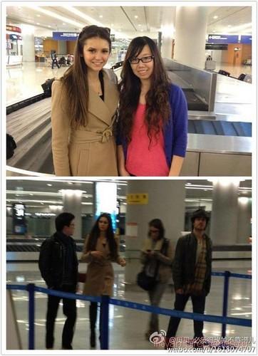 Nina & Ian from China ♥