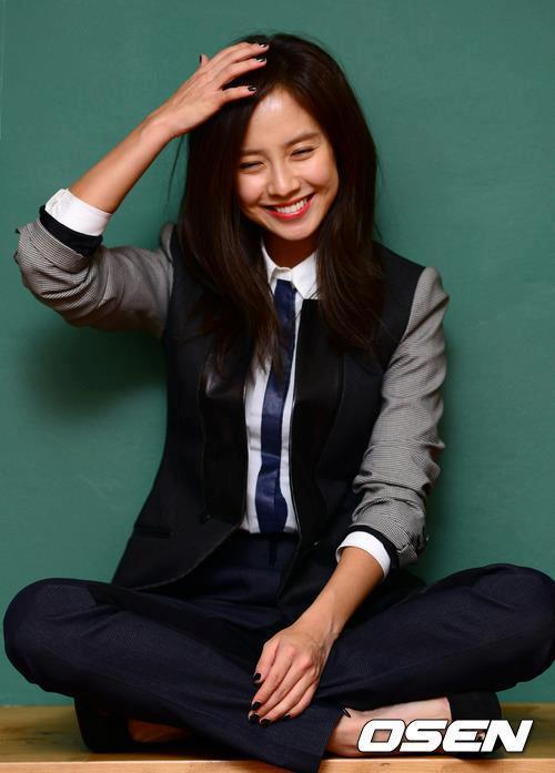 Song Ji Hyo (송지효) OBS NEWS Interview