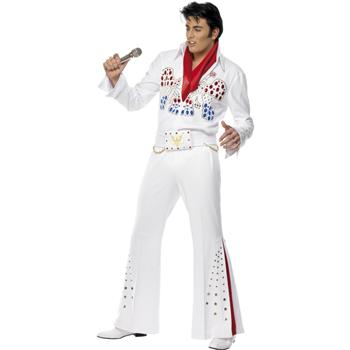 Officially Licensed Elvis Costumes