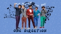 One Direction :) - one-direction wallpaper