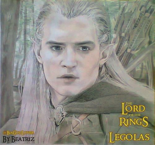 Orlando Bloom-Legolas-Lord of the Rings