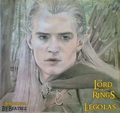 Orlando Bloom-Legolas-Lord of the Rings - harry-potter-vs-the-lord-of-the-rings fan art