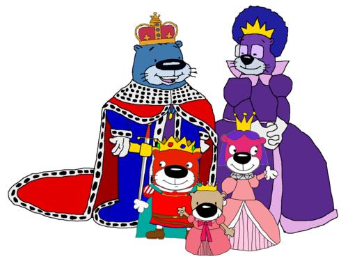 PB&J 수달, 오 터 - Royal Family