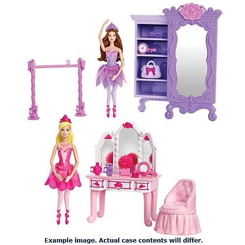 PS - Small búp bê Furniture Pack Case