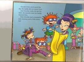 Page in a Rugrat book