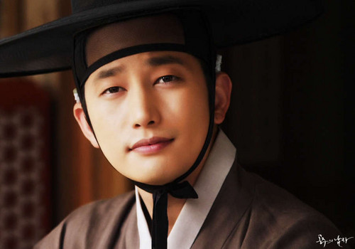 The Princess Man wallpaper entitled Park Shi Hoo As Kim Seungyu