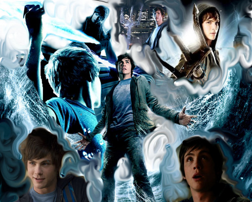 Percy Jackson Characters