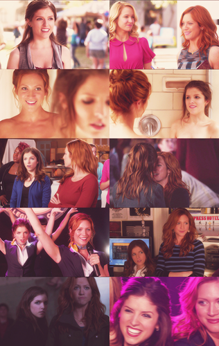 Ritmo Perfecto fondo de pantalla probably with a portrait called Pitch Perfect <3