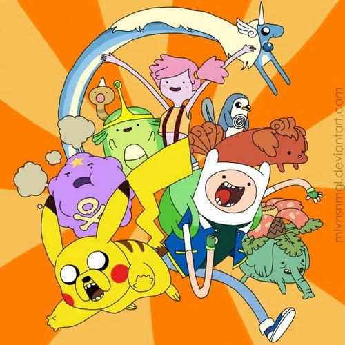 Pokemon & AT Crossover
