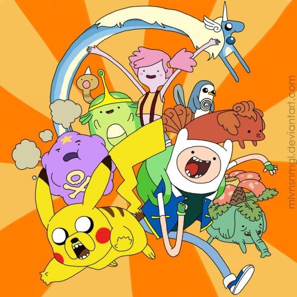 Pokemon & AT Crossover